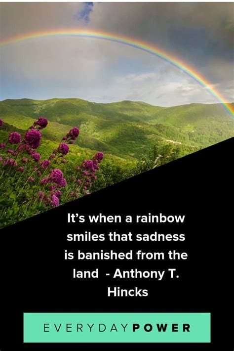 rainbow quotes celebrating hope   storm