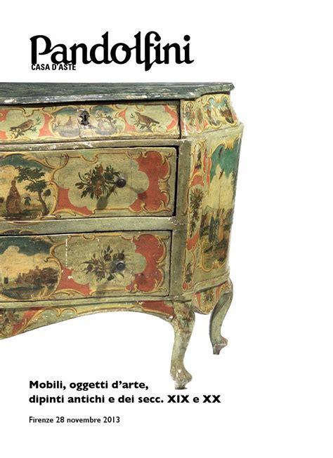 aste di mobili asta di mobili e arredi dipinti antichi e dipinti sec