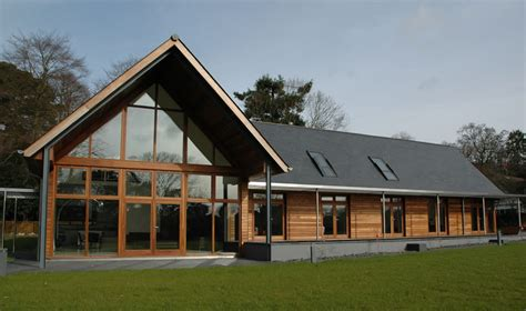 Barn Houses by A Bungalow Replacement Refurbishment Portfolio Brockbuild