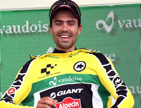 Overall Tom geraint to second overall at tour de suisse as kristijan durasek takes stage