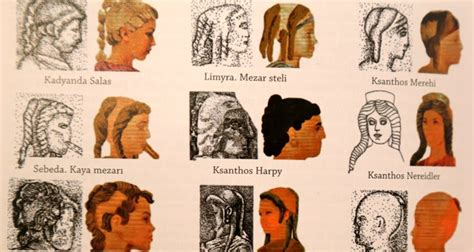history about hairstyles study women hairstyles were more extraordinary in ancient