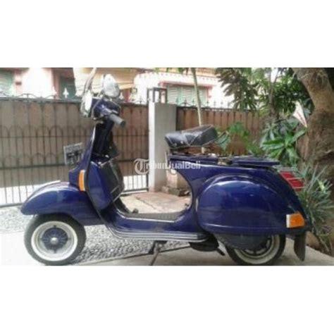 Jam Tangan Spidometer Antik motor antik vespa strada second tahun 1990 warna biru