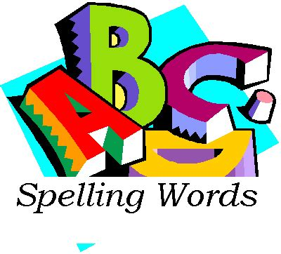 8 Words I Can Never Spell by Spelling Activities Miss Noel S Classroom