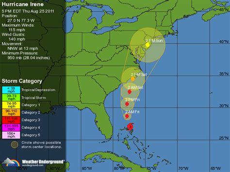 new york web tempo reale uragano irene verso gli usa segui la diretta meteo web