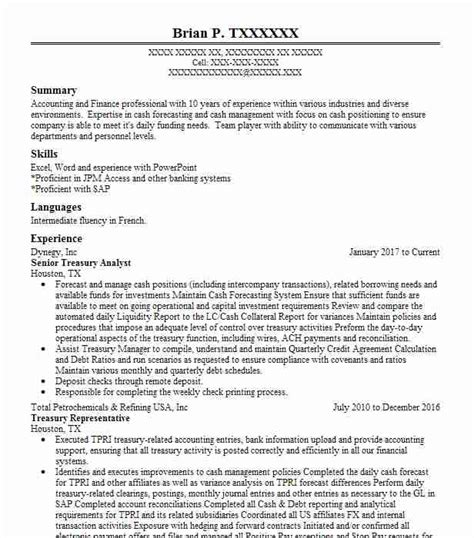 Senior External Auditor Resume by External Auditor Resume Sle Auditor Resumes Livecareer