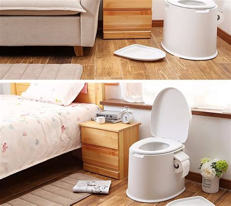 pregnant from a toilet seat plastic non slip portable mobile toilet potty for old