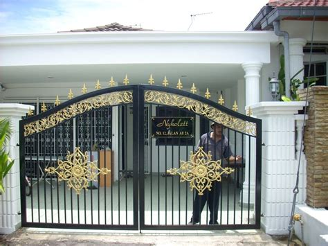 home gate design peenmedia  home gates designs front