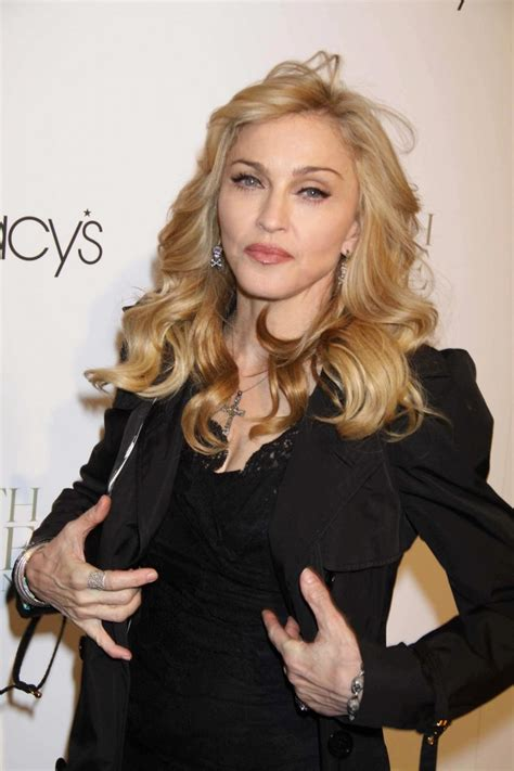 Madonna Or For madonna height diet and measurements