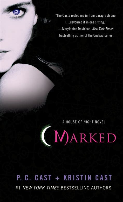 pc cast house of night series marked p c cast macmillan