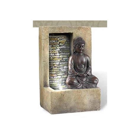 lighting   antique buddha tabletop fountain ft