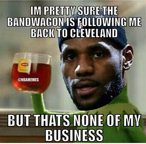 Cleveland Meme - funniest lebron james leaves miami heat memes more than