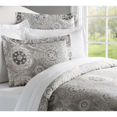 pottery barn bed and bath pottery barn jacquelyn duvet sham 39 liked on