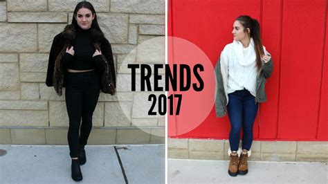 current trends 2017 how to look trendy during winter fashion trends 2017
