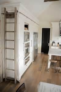 Ladder Kitchen Cabinets Lvz Design Kitchens Benjamin Gray Mist