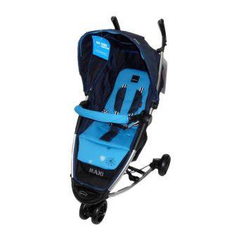 Kereta Bayi Babyelle Maxi babyelle stroller maxi s 601 kereta dorong bayi biru