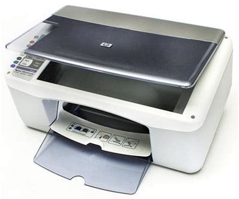 Printer Hp Psc 1210 All In One hp s new mfp big features small package review rating pcmag
