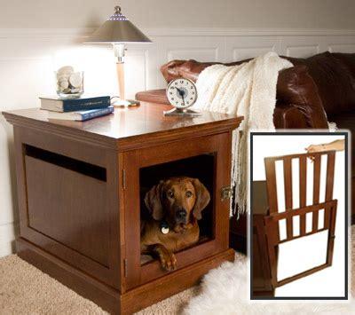 dog house nightstand m 243 veis que servem como casa de cachorro
