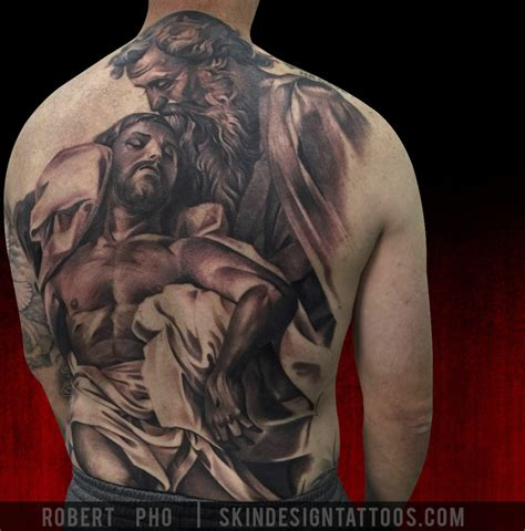 robert pho tattoo religious tattoos by robert pho skin design