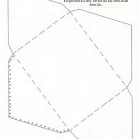 greeting card envelope template printable cards