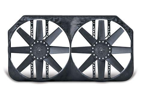 ford flex fan flex a lite automotive direct fit dual electric fans for