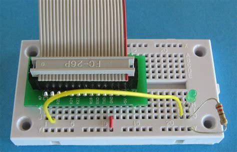 raspberry pi gpio diode morse code on an led physical computing with raspberry pi