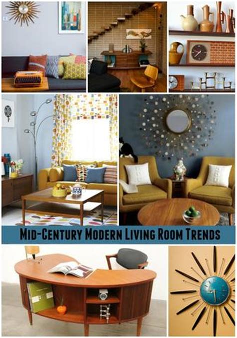 atomic home decor mid century home d 233 cor trends vintage virtue