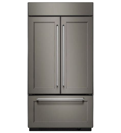 42 Refrigerator Door by 42 Kitchenaid 2 Cu Ft Built In Panel Ready Door