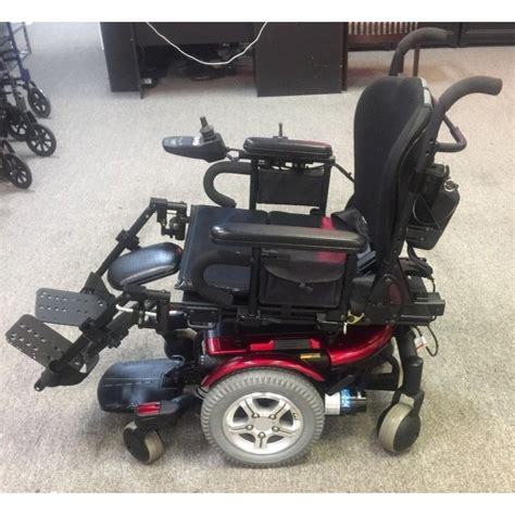 Quantum Power Chairs Used Pride Mobility Quantum 600 Power Chair