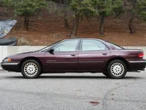 1997 Chrysler Concorde Lx 1997 Chrysler Concorde Overview Cargurus
