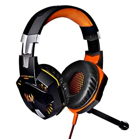 comfortable gaming headset versiontech comfortable stereo gaming headset over ear