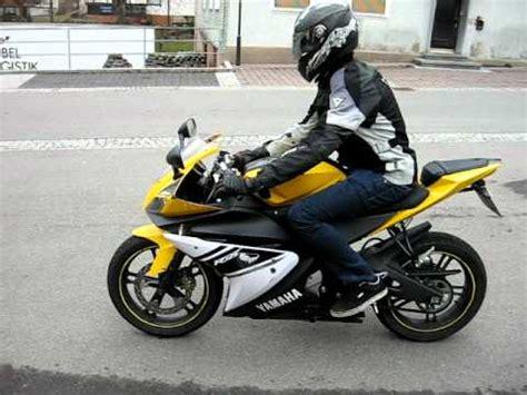125ccm Motorrad Pink by Yamaha Yzf R 125 026