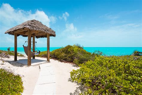 Tiki Hut Turks And Caicos beaches bay providenciales provo turks and caicos islands caribbean