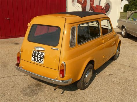 fiat in 1972 fiat 500 giardiniera for sale classic cars for sale uk