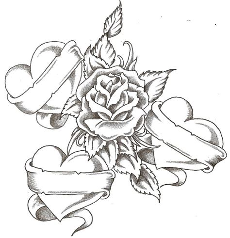 coloring pages flowers and hearts beautiful flower coloring pages free coloring pages