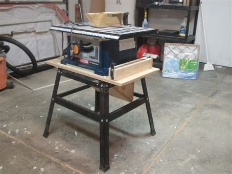 contractor table saw fence upgrade contractor table saw dust collection upgrade by eric s