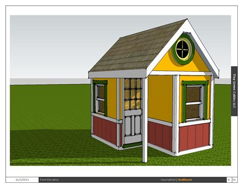 small house plans tiny green cabins