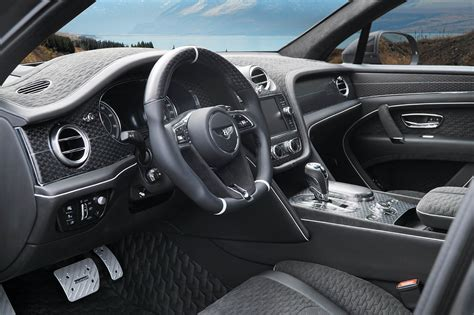 mansory bentley interior mansory joins the bentley bentayga customization party in