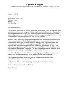 Successful Cover Letter Cover Letter Marketing Materials