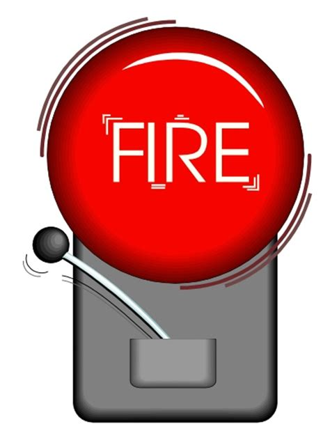 Bell Alarm Kebakaran bell clipart 31