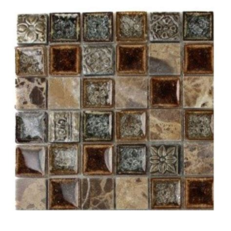 splashback tile selection charred chestnut glass