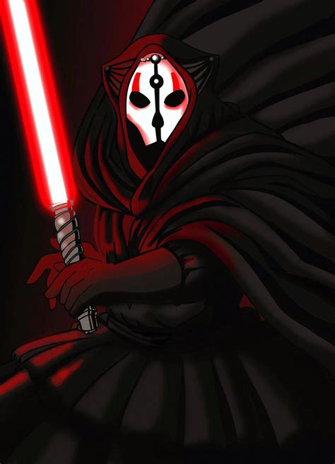 kotor darth nihilus by dmtr1981 on deviantart