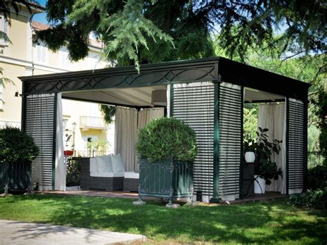 luxury gazebo gazebo in ferro luxury home unosider