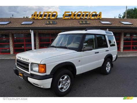 white land rover discovery 1999 chawton white land rover discovery series ii