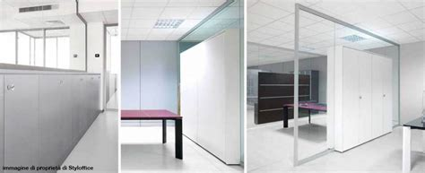 pareti attrezzate uffici dm carpi modena progettazione e montaggio pareti divisorie
