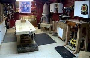 pdf diy garage woodworking shop