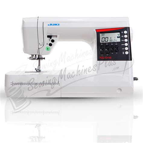 juki hzl g110 computerized sewing and quilting machine w
