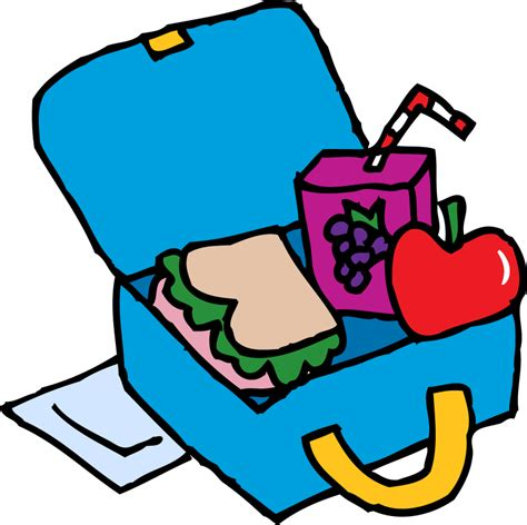 lunch clipart lunch bag clipart clipartion