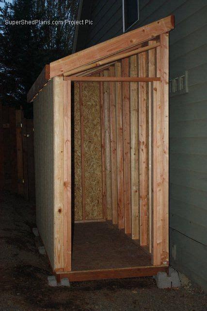 slant roof shed plans  building  shed diy