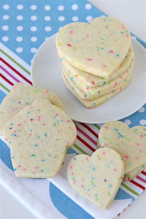 How To Decorate Sugar Cookies With Sprinkles by Sprinkle Sugar Cookies Glorious Treats