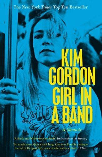 girl in a band 0571309356 9780571309351 in a band abebooks kim gordon 0571309356